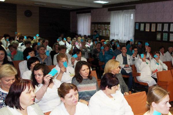 Состоялось отчетно-выборное собрание профсоюзов