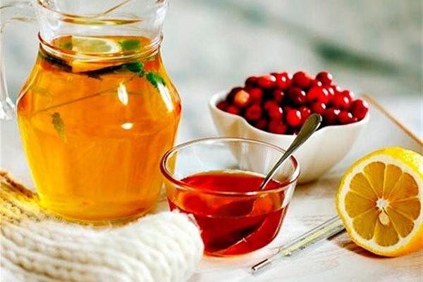 Питание при простуде и ОРИ