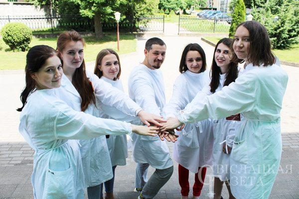 Молодые медики: «Мы – команда!»